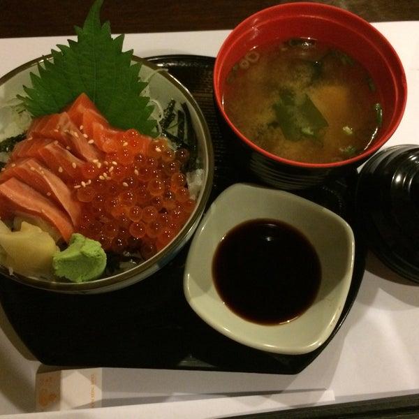 Photo taken at Hyotan Japanese Restaurant by Alice K. on 7/18/2015