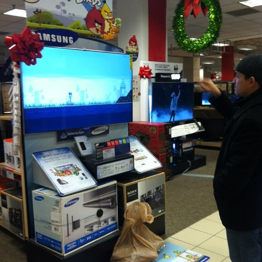 Photo taken at Sears by Martha C. on 12/9/2012