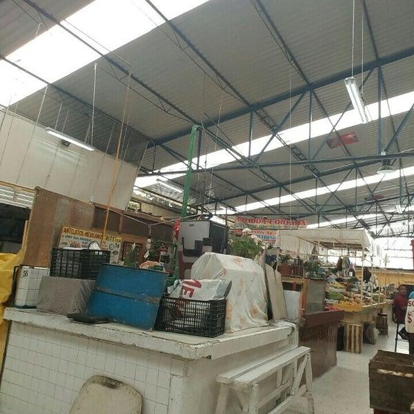 Photo taken at Mercado de la San Juanita by Cid R. on 7/9/2016