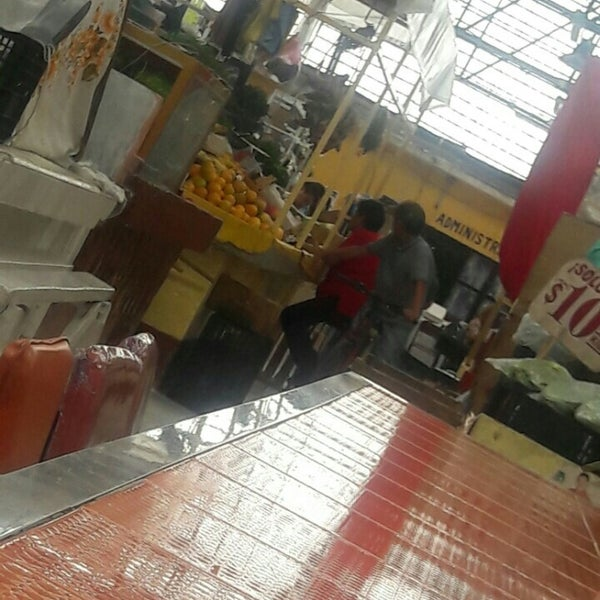 Photo taken at Mercado de la San Juanita by Cid R. on 7/2/2016