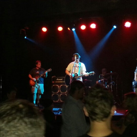 Photo taken at The Crocodile by Nick K. on 10/27/2012