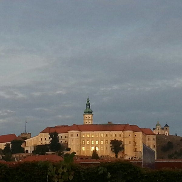 Photo taken at Zámek Mikulov by Marina P. on 9/22/2013