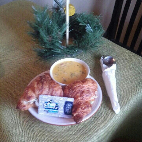 Photo taken at Butterbean Bakery and Bistro by Tony M. on 12/21/2012