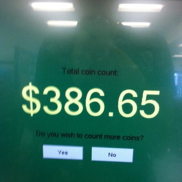 pnc bank coin machine locations
