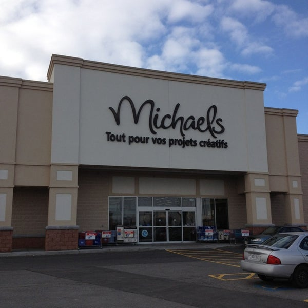 Michaels arts crafts store in lasalle for Michaels craft store denver