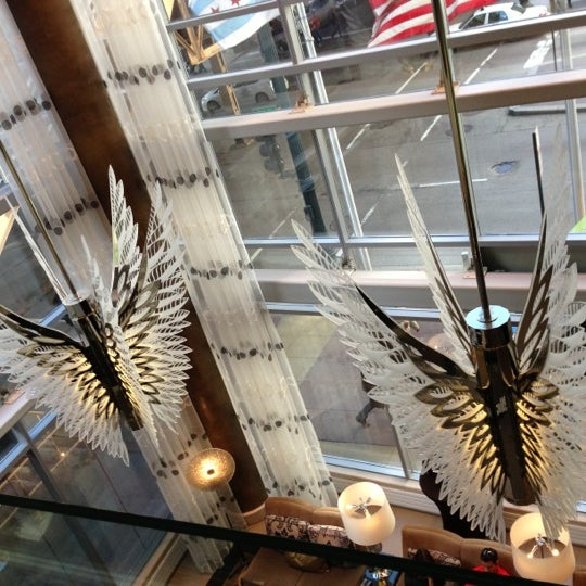 Photo taken at theWit Chicago - A DoubleTree by Hilton Hotel by Patrick H. on 10/27/2012
