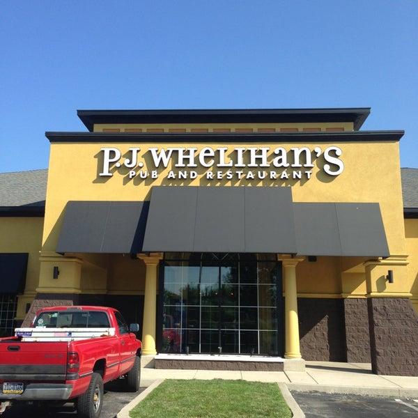 P J Whelihan S Pub Restaurant