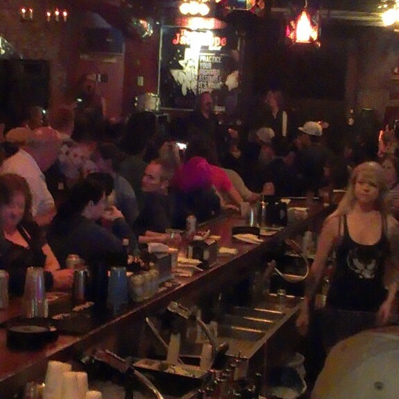Photo taken at The Jackalope by Steven G. on 3/16/2014
