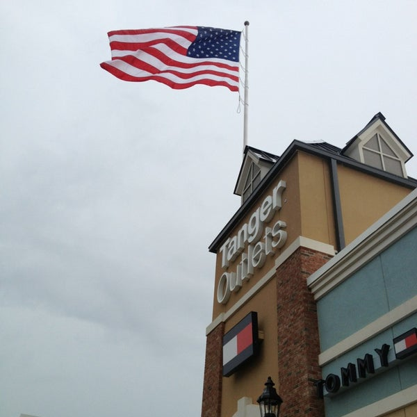 Photo taken at Tanger Outlet Mebane by Isidoro P. on 7/3/2013