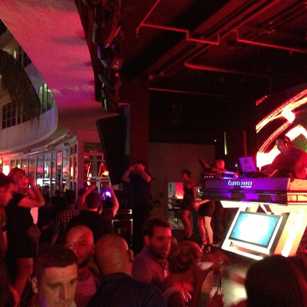 Photo taken at Clevelander by Blake L. on 3/14/2013