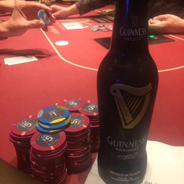 Photo taken at Aria Poker Room by Marcio G. on 9/8/2015