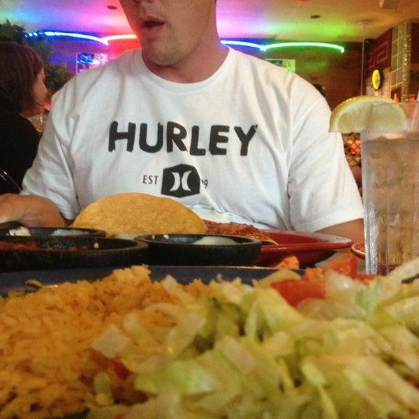 Photo taken at Rey Azteca Mexican Restaurant by 🇺🇸K G. on 8/28/2013