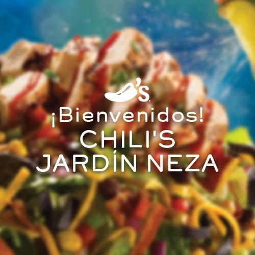 Chili 39 s jard n neza restaurante americano en ciudad for Cd jardin nezahualcoyotl