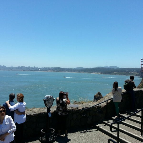 Photo taken at Vista Point by Nargizza K. on 6/13/2013