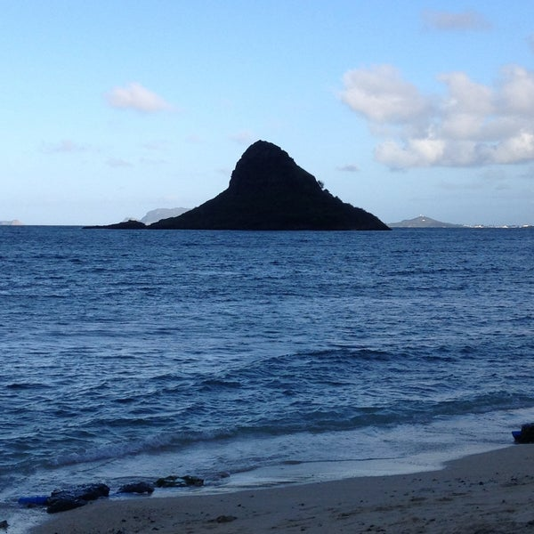 Chinamans Hat Hawaii: Scenic Lookout In Kaneohe