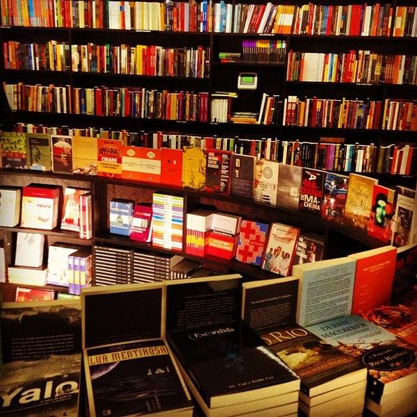 Photo taken at Livraria da Vila by Jessica C. on 4/20/2013