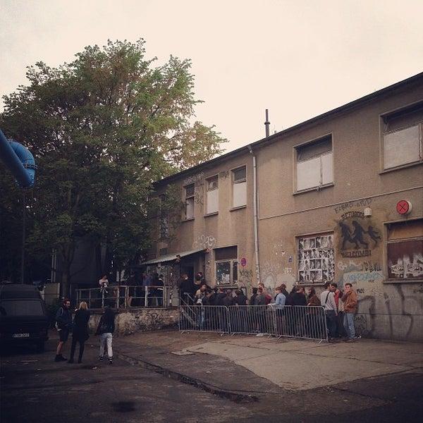 About Blank Boxhagener Kiez Berlin