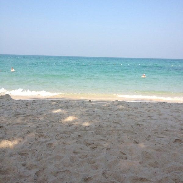Photo taken at หาดทรายแก้ว (Sai Keaw Beach) by Кристина К. on 12/27/2012