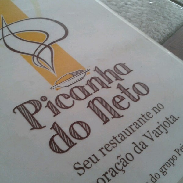 Photo taken at Picanha do Neto by Erisson C. on 2/16/2013