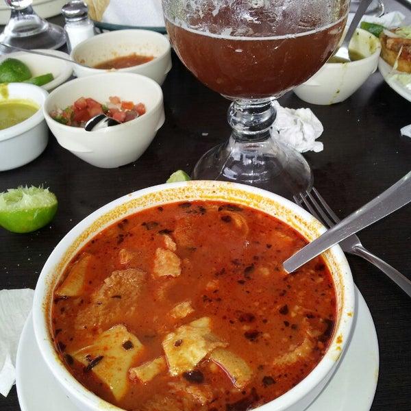 Photo taken at Pozole y Tacos Regios by Rolaz R. on 5/26/2013