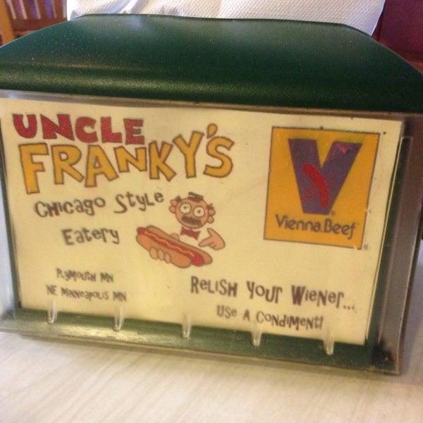 Photo taken at Uncle Franky's - Northeast by Craig M. on 3/19/2015