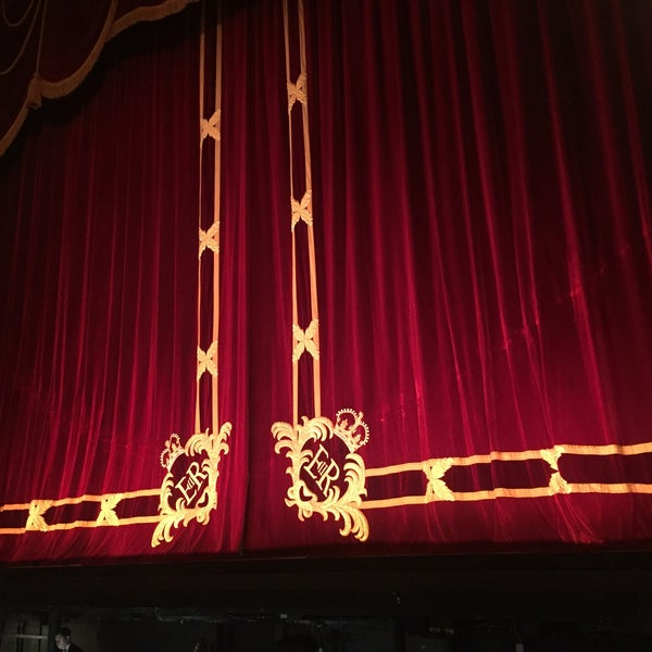 Photo taken at Royal Opera House by Anne J. on 11/3/2015