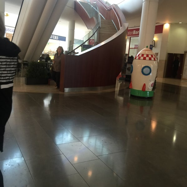 Photo taken at WhiteWater Shopping Centre by Hettie S. on 4/14/2016