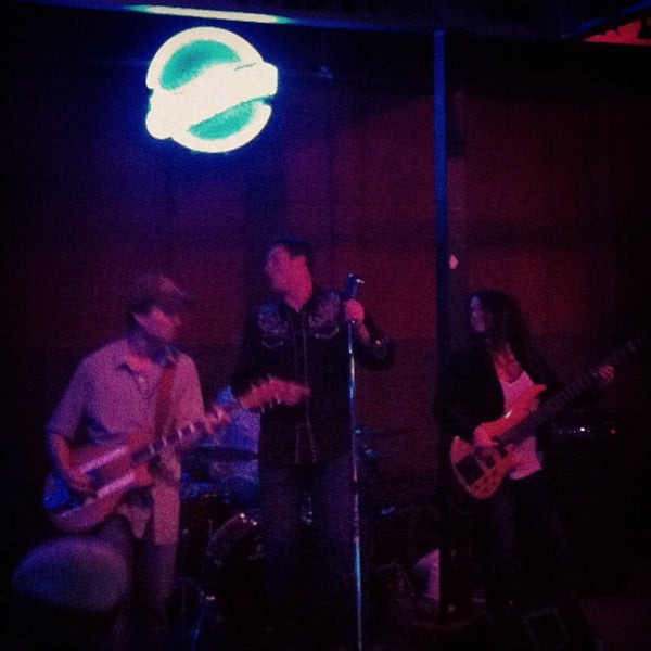 Photo taken at Blue Moon by Chris G. on 1/29/2012
