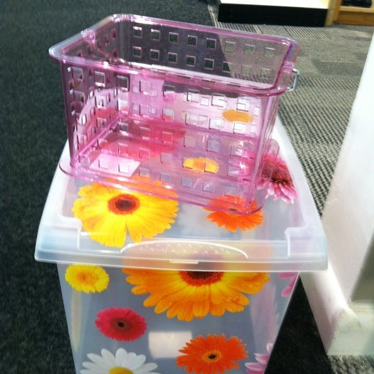 Photo taken at The Container Store by Meagan L. on 6/28/2012