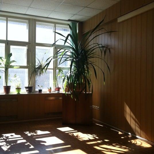 Photo taken at ОМВД по Пресненскому району by Анютка Б. on 4/2/2012