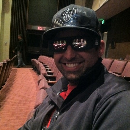 Photo taken at Norris Cinema Theater (NCT) by Ryan C. on 12/9/2011