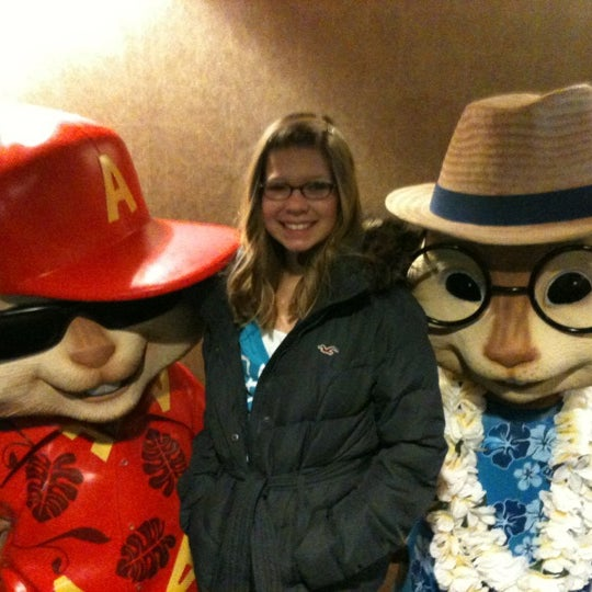 Photo taken at AMC Hampton Towne Centre 24 by Mark Y. on 1/16/2012