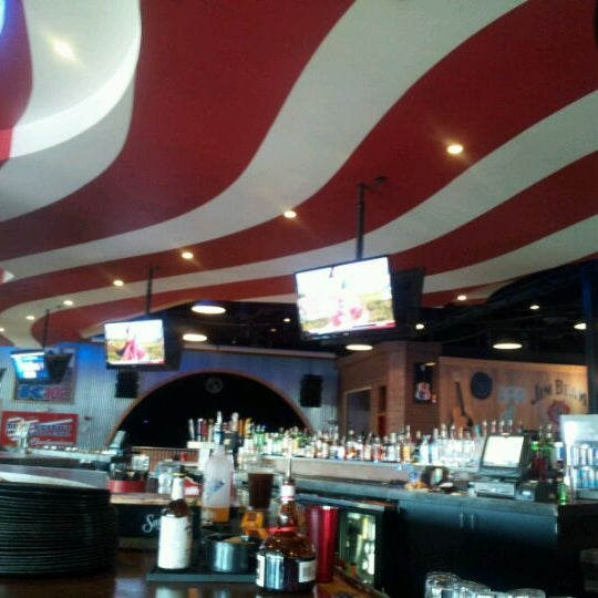 Photo taken at Toby Keith's I Love This Bar & Grill by Jason C. on 4/11/2012