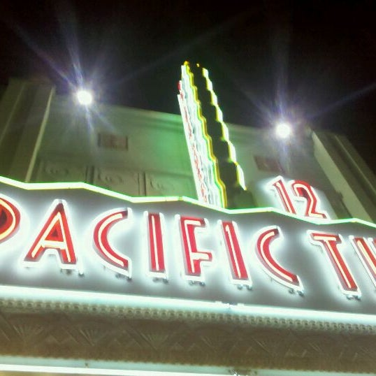 Photo taken at Pacific Theaters Culver Stadium 12 by Lisa G. on 12/24/2010