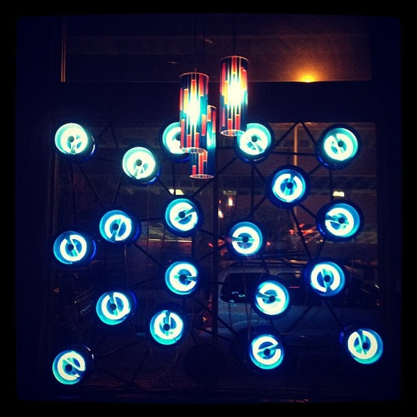 Photo taken at Lucky Lounge by Ray L. on 12/6/2011