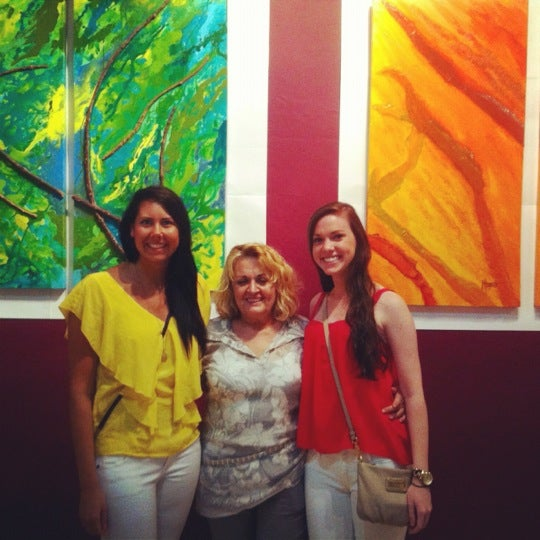 Photo taken at Sala Carolina by Anna P. on 6/30/2012