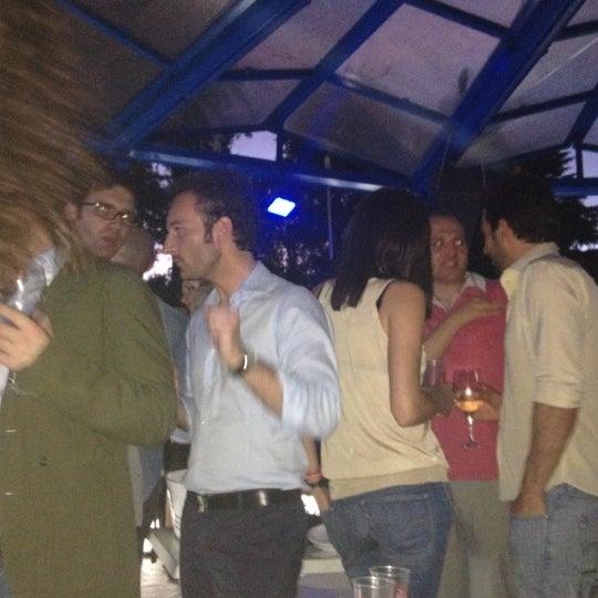 Photo taken at Bar Bianco by Elisa T. on 5/12/2012