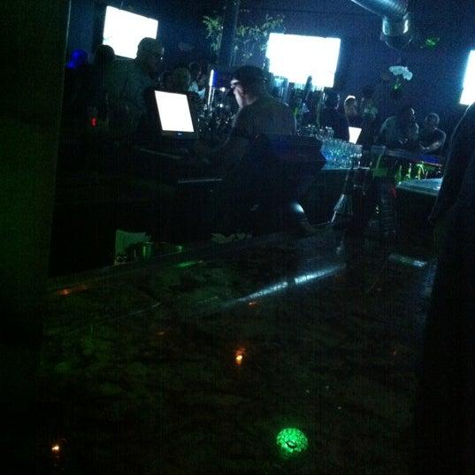 Photo taken at Eros Lounge by Beni M. on 3/18/2012