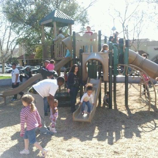Photo taken at Todos Santos Plaza by Joshua N. on 3/3/2012