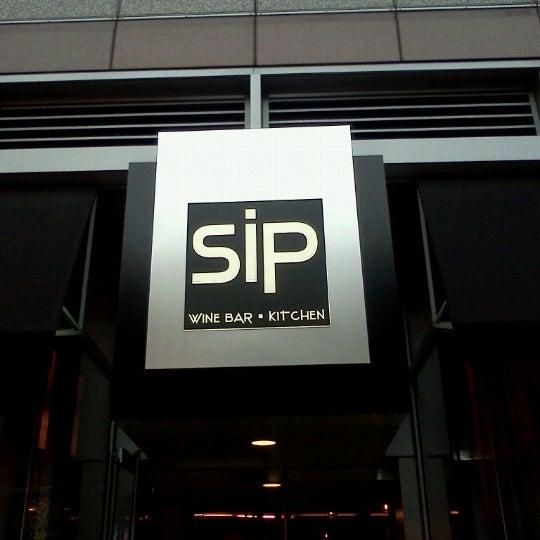 Sip Wine Bar And Kitchen Boston