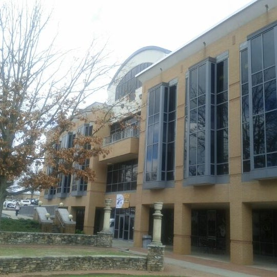 Photo taken at Carmichael Student Center by Ed B. on 2/2/2012
