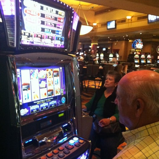 Gambling council bluffs