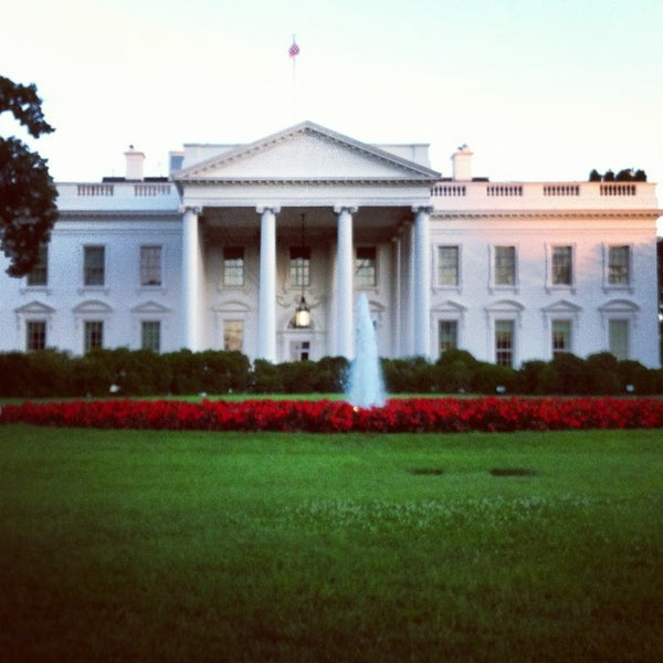 Photo taken at The White House by Melissa D. on 7/15/2013