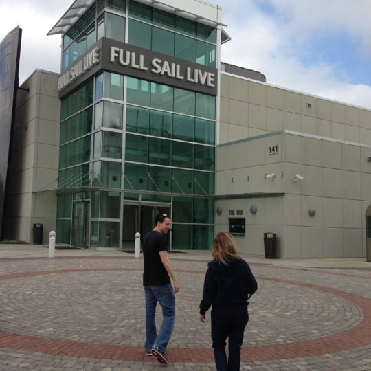 Photo taken at Full Sail University by Chris H. on 10/28/2012