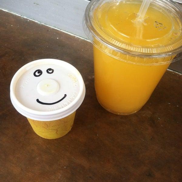Photo taken at Angelina's Coffee & Yogurt by Asriele S. on 11/18/2014