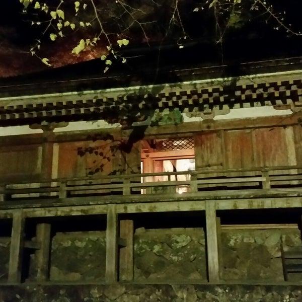 Photo taken at 室生寺 by asari on 11/27/2014