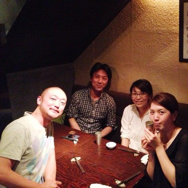 Photo taken at ぽつらぽつら by Nana O. on 5/18/2014