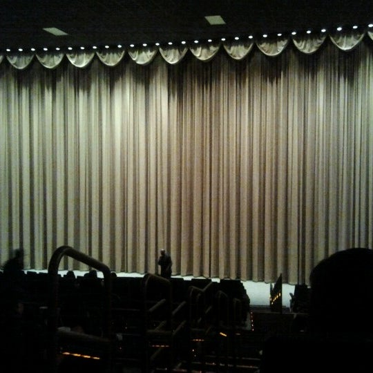 Photo taken at Harkins Theatres Tempe Marketplace 16 by MJ on 11/18/2012