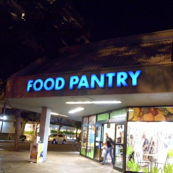 Food Pantry Store Honolulu