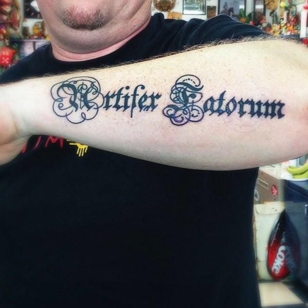 Photos at elm street tattoo deep ellum dallas tx for Elm street tattoo